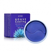 "Патчи гидрогелевые ""Petitfee Agave Cooling Hydrogel Eye Mask"" 84 г"