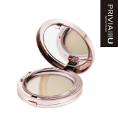 "Компактная пудра ""Privia Illusion Mineral Powder Pact No.21 SPF40 PA++"""