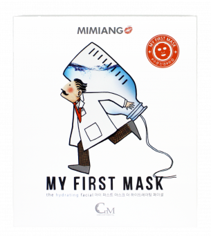 "Маска с гиалуроновой кислотой ""Mimiang First Mask the Hydrating Facial"""