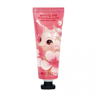 "Крем для рук с коллагеном ""The ORCHID Skin Yovely Pig Hand Cream"" 60 мл"
